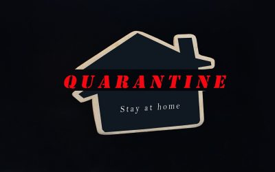 Thoughts from Self-Quarantine