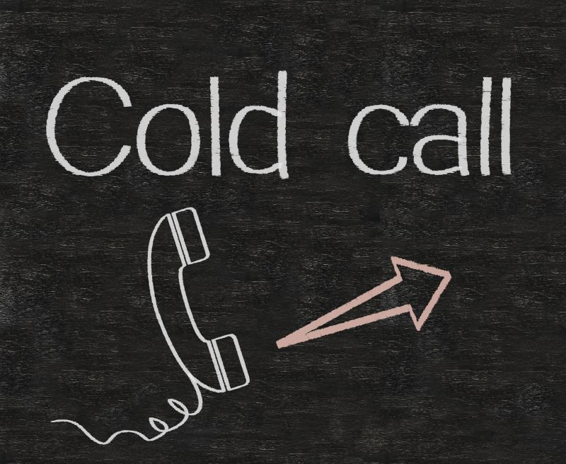 Why I Don't Ask for a Meeting on a Cold Call